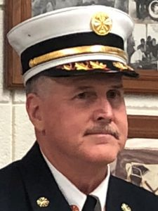 Chief Michael J. Howley, 2nd VP